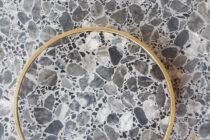 Round Bermuda Floor Waste